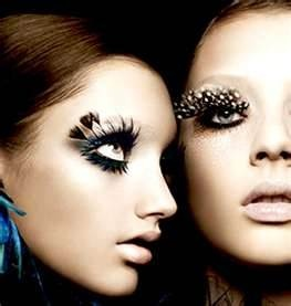 decorate your look with falsies