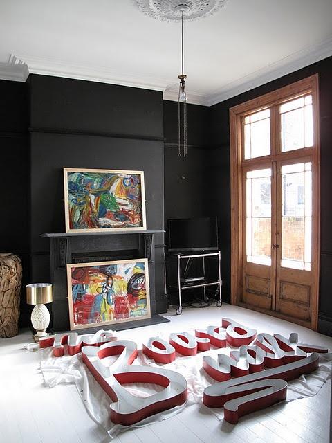 dark ceiling paint ideas - 23 best images about Farrow & Ball on Pinterest