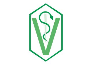 Vector logo download free: MEDICINA VETERINARIA Logo Vector