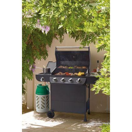 jumbuck nimbus 4 burner gas bbq - Small Gas Grills