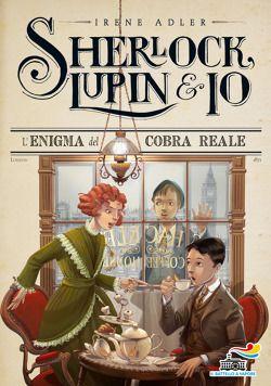 L'enigma del cobra reale di Irene Adler | Edizioni Piemme