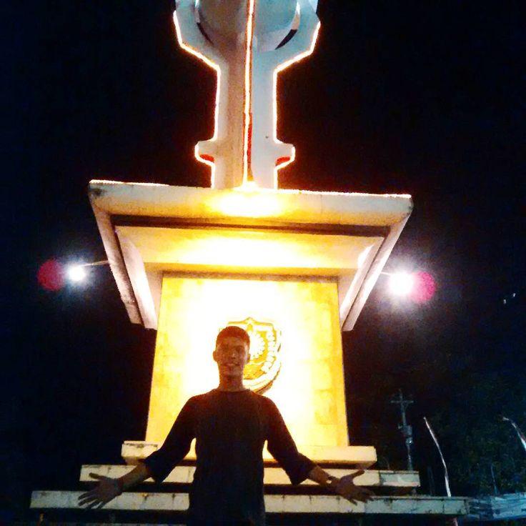 Alun-Alun Purworejo is very big
