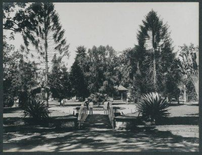 Pieters Park or Taman Balaikota Bandung now, 1902 - 1930