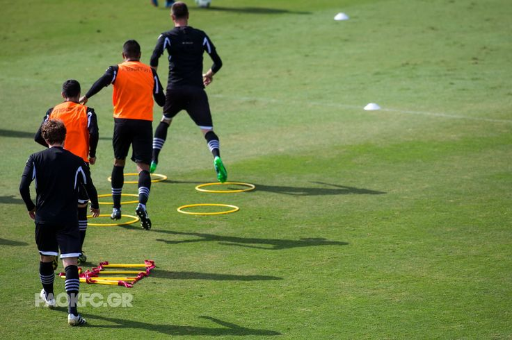 #training #action #obstacles #DreamBig #PAOK