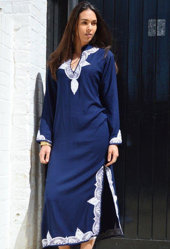 dress s Winter White Bedouin Resort SHORT Tunic Caftan Kaftan dress,black friday dress,beach cover ups resortwear,loungewear