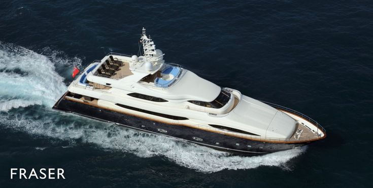 The motor yacht SIMA features modern decoration and accommodation for 10 guests …