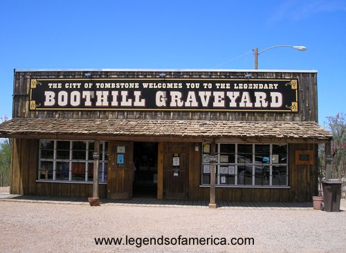 Haunted Tombstone, Arizona -- One of the most haunted cities in Arizona