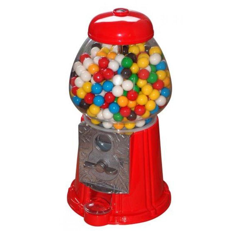 Dubble Bubble Kauwgombal Automaat 23 cm