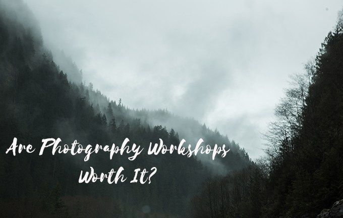 Are photography workshops worth it - Kristie Jean