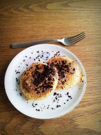 LCHF - Den omvendte verden: Morgenmad i en fart: kokosæg