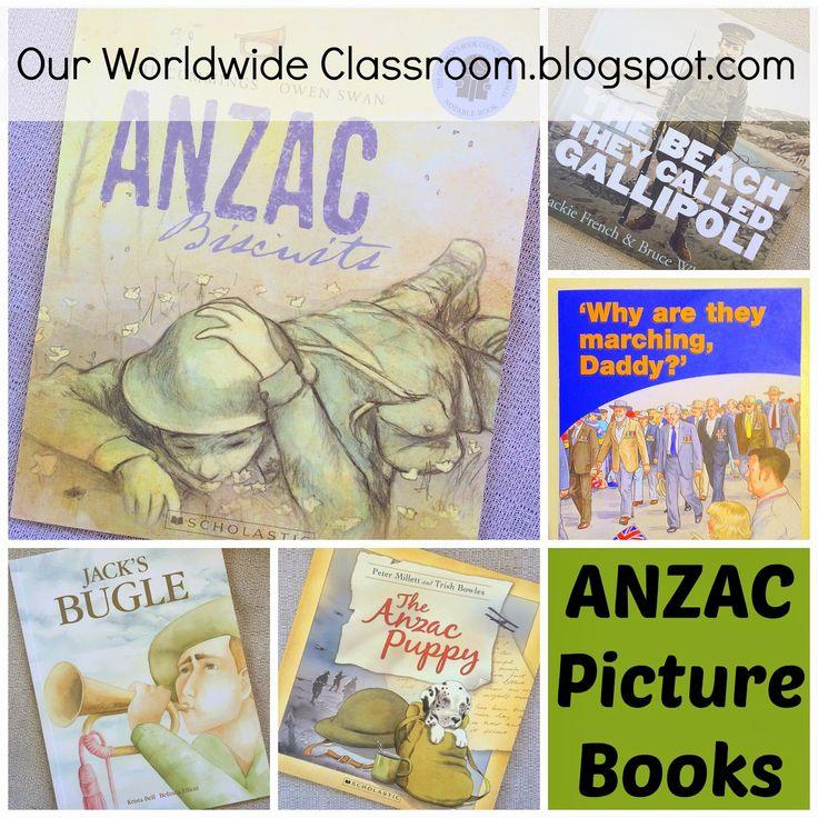 ANZAC Picture Books