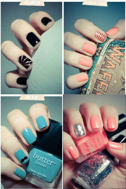 keep your nails looking elegant