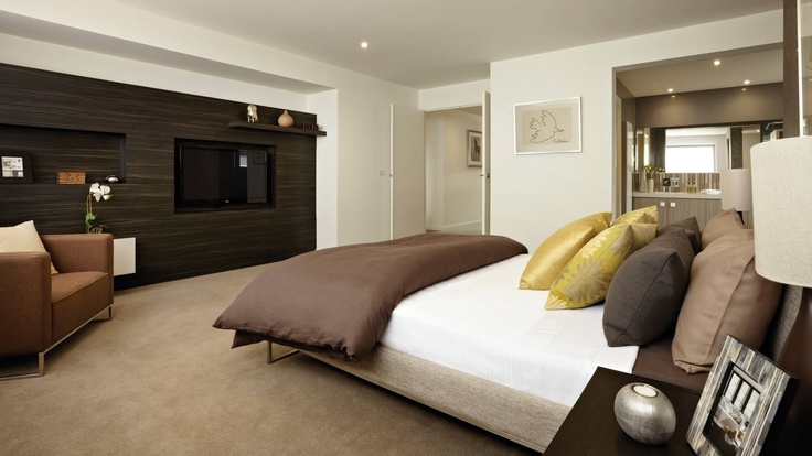 Regency master suite