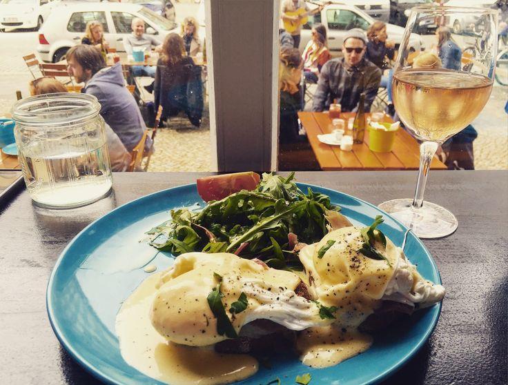 My top 3 for Eggs Benedict in Berlin