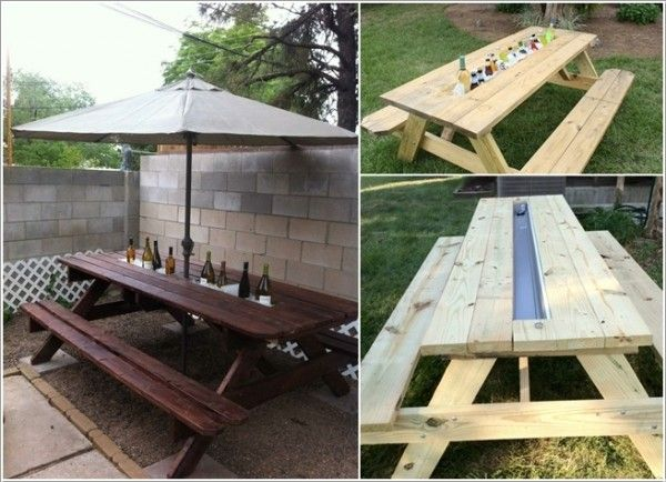 15 Fabulous Diy Rain Gutter Projects For Home And Garden