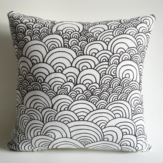 japanese cloud pattern rugs pillows and home textiles
