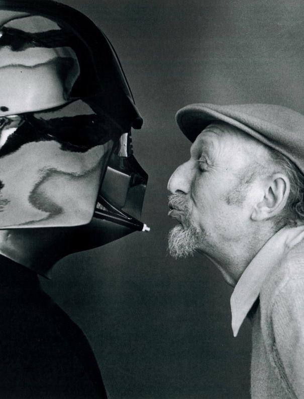 Irving Kershner director of Star Wars, Episode V: The Empire Strikes Back