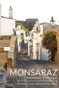 Monsaraz - A Portuguese Hill Town | With Husband in Tow | http://withhusbandintow.com/monsaraz-portugal/