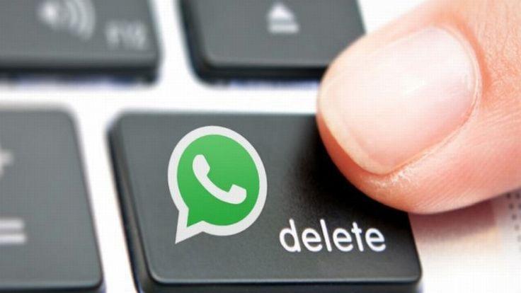 Atualização do WhatsApp permite apagar mensagens enviadas