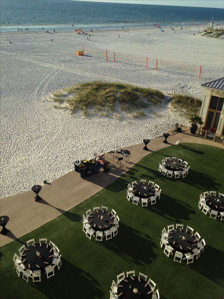 Wedding at the Sandpearl