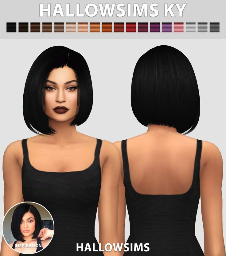 "HallowSims ""KY"" - Comes in 18 colours - Smooth bone assignment. - Hat…"