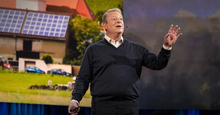 An incredibly powerful TED talk from Al Gore on The case for optimism on climate change. ... #Climate #ClimateChange #Enviroment