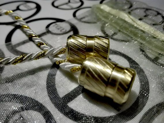 Begleri Cersei  Brass Beads  Game of Thrones by TauMetalWorks