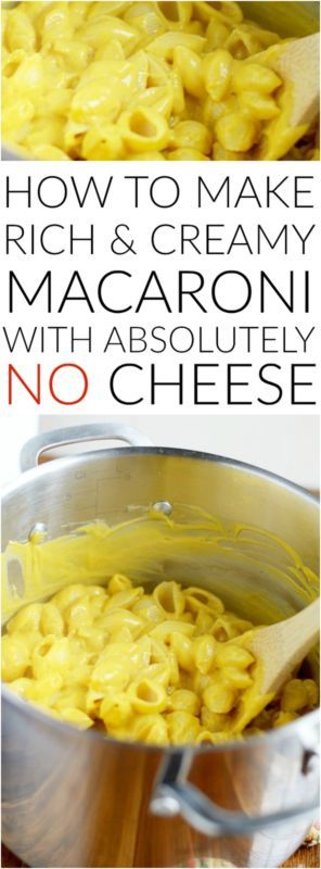 "How would you like to be able to make the creamiest, dreamiest Macaroni and Cheese with absolutely NO cheese, milk, butter, or cream whatsoever! In fact, just the opposite-- this cream ""cheese"" sauce is..."