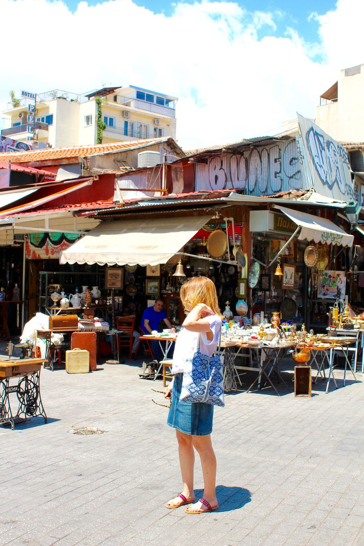 Elina Lebessi's Insider Guide to Athens on The Tig!