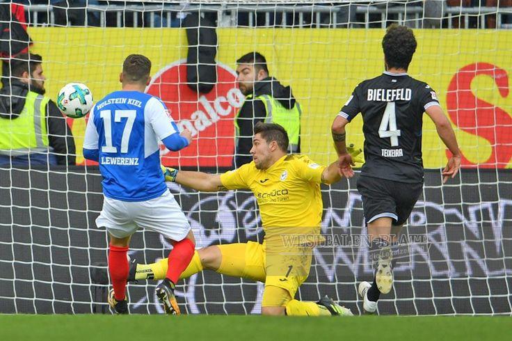 FOTOSTRECKE - DSC Arminia:  (18) 11. Spieltag: Holstein Kiel vs. DSC (2:1)