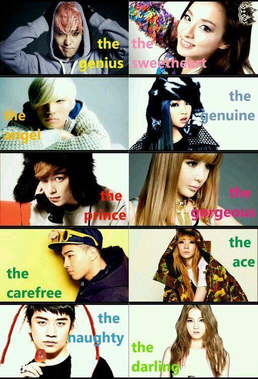 "kpop meme ""YG Babe~!"" I really love this!"