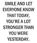 stronger: Sayings, Signs, Quotes 3, Inspiration, Happy, Stronger, Friend
