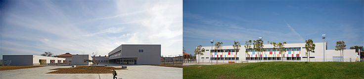 Colegio de educación infantil y primaria en Torrijos (Toledo, España) / Nursery and Primary School in Torrijos (Toledo, Spain) - Archkids. Arquitectura para niños. Architecture for kids. Architecture for children.