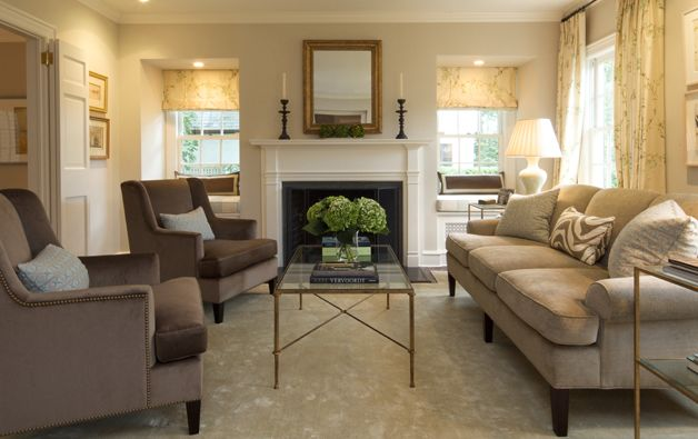 love everything about this roomNeutral Room, Decor Ideas, Living Rooms, Room Layout, Living Room Design, Livingroom, Furniture Placement, Decor Blog, Green Room