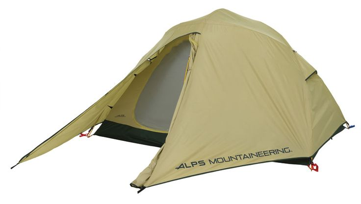 Cover: ALPS Mountaineering Extreme 3 Outfitter 3 person, 3 season tent.