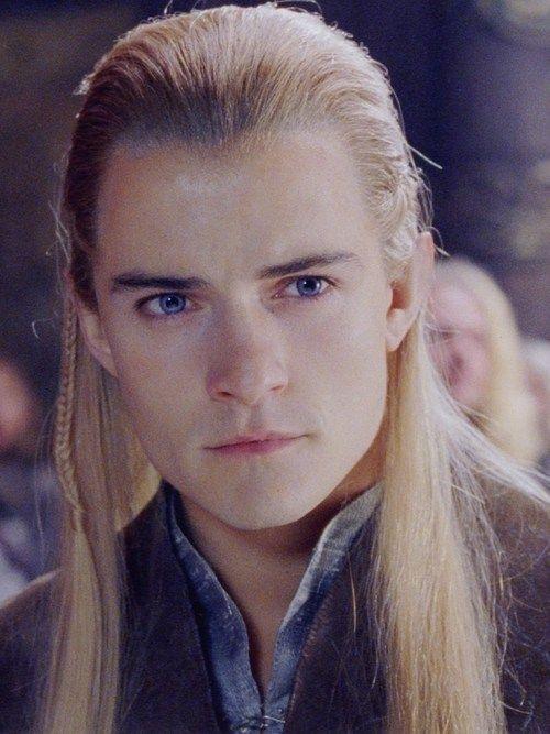 My first celeb #crush was #orlandobloom as an elf #legalas