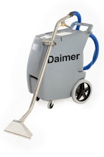 Why Better Carpet Cleaning Equipment means Better Office Efficiency