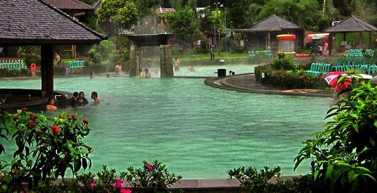 Wisata Ciater Bandung, Tempat Pemandian Air Panas Alami