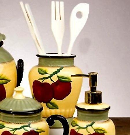 17 Best Images About Apple Kitchen Decor On Pinterest