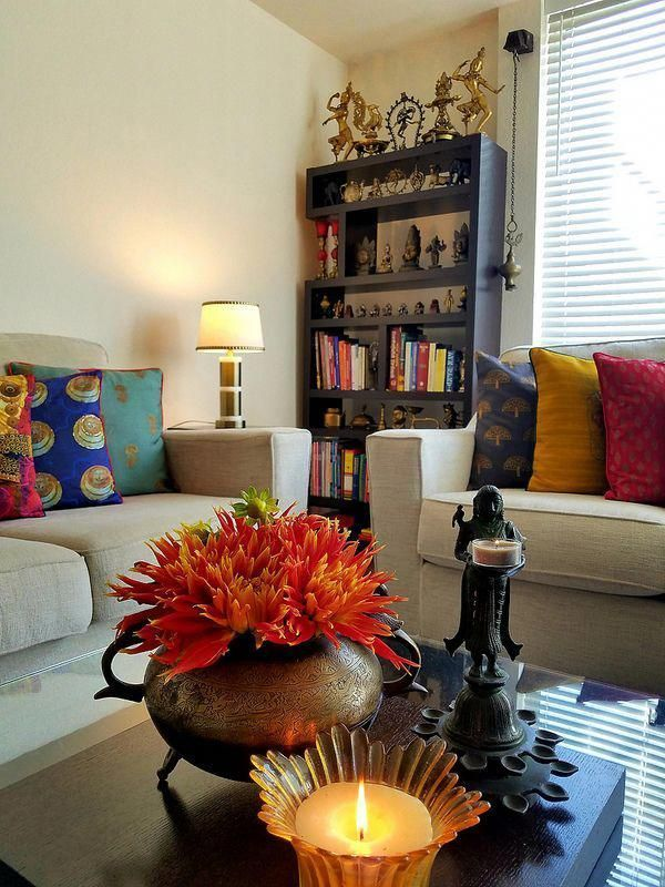 Pin On Indian Living Rooms Tiny living room decor ideas