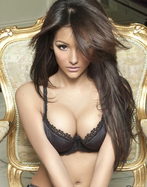 Melanie Iglesias Is One Of The World S Most Beautiful