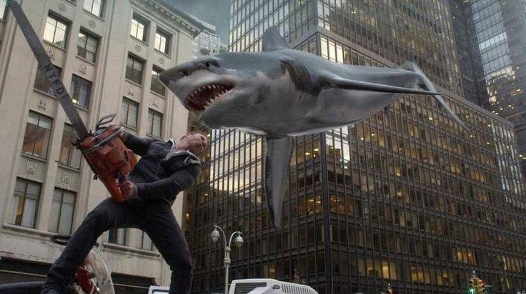 Yes, Sharknado 4 Is Happening - TIME #Sharknado4, #Movies, #Entertainment