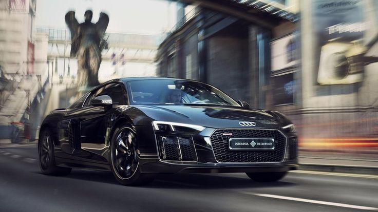 Audi Japan is raffling off chance to buy R8 Star of Lucis from Final Fantasy XV movie