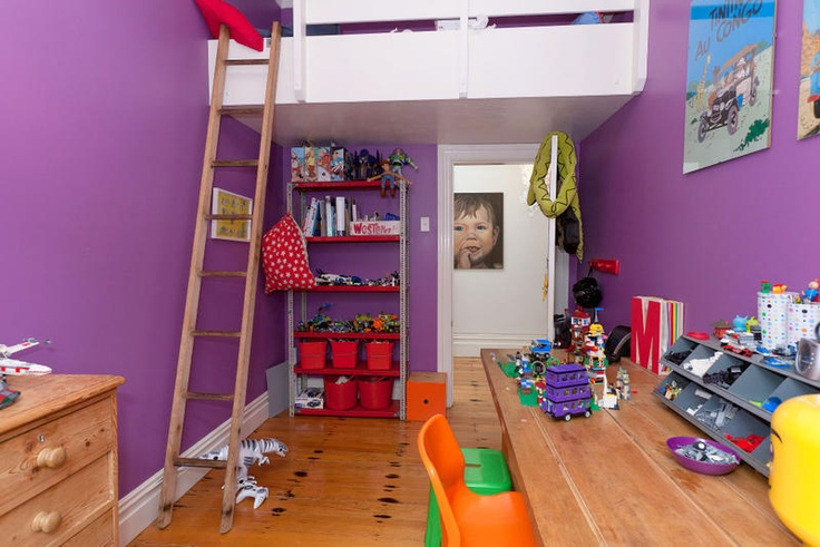 17 best images about loft bed on pinterest loft beds for How to build a mezzanine floor for bedroom