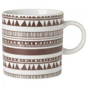 Short Summit Ceramic Mug