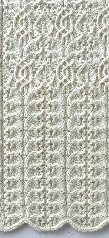 Various stitch patterns:«Knitting Pattern Book 260 by Hitomi Shida».