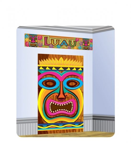 Las estatuas hawaianas Tiki representan a los diversos dioses Tiki en la mitología hawaiana y polinesia. Están talladas en madera o piedra y son muy comunes en la Polinesia Oriental Central. Las estatuas Tiki originales las tallaban artesanos habilidosos de la tribu Maori, quienes habitaron las islas hasta comienzos del año 1800. Cada una de las estatuas tiene un estilo particular relacionado con su significado simbólico e importancia mitológica de la deidad específica.