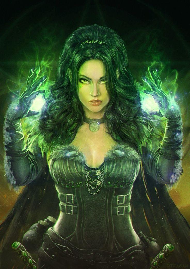 Kora the Illusionist, High Ambassador of the Hand of Restoration (Post-Borg)