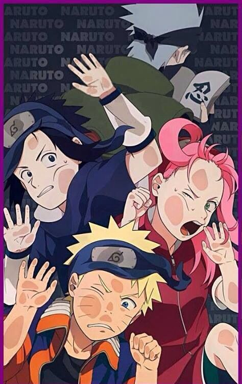 Image result for team 7 is back believe it sai funny comic