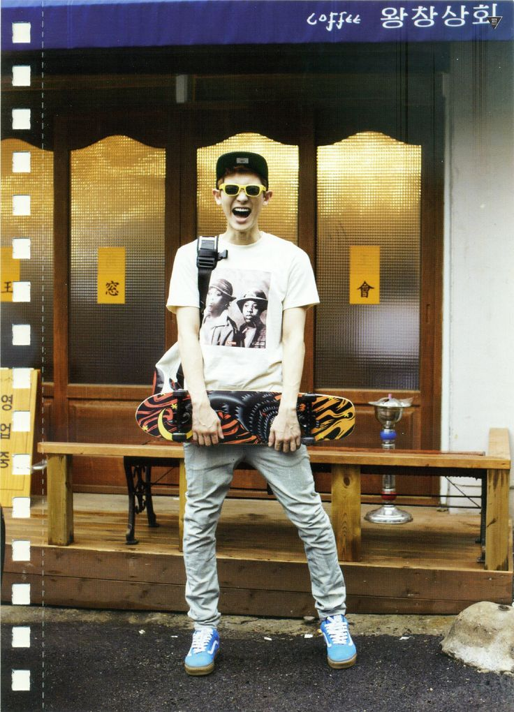 EXOdicted - EXO Fansite: [SCANS] 130805 EXO 1st Repackage Album 'Growl' Photobook + Photocard - Part 1 - Chanyeol
